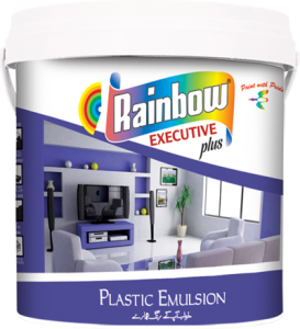 Rainbow Plastic Emulsion