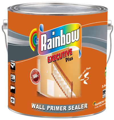Rainbow Wall Primer Sealer