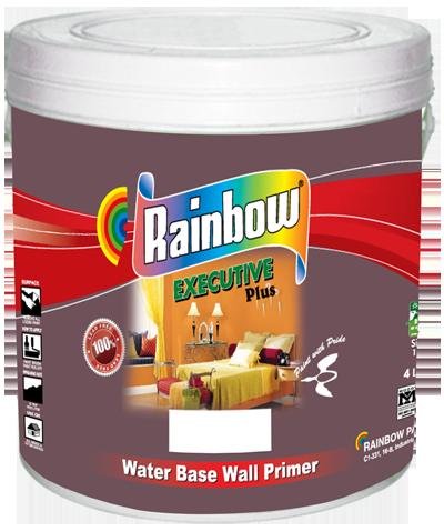 Rainbow Water Base Wall Primer