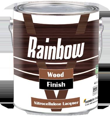 Rainbow Nitrocellulose Lacquer