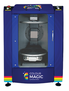 Colour Magic Gyromixer -Rainbow Paints